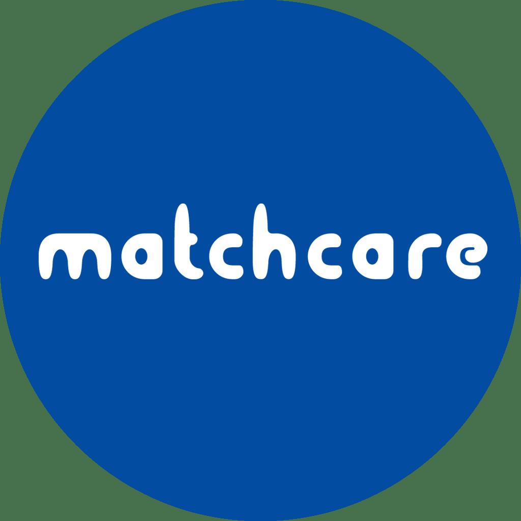 Het logo van Matchcare