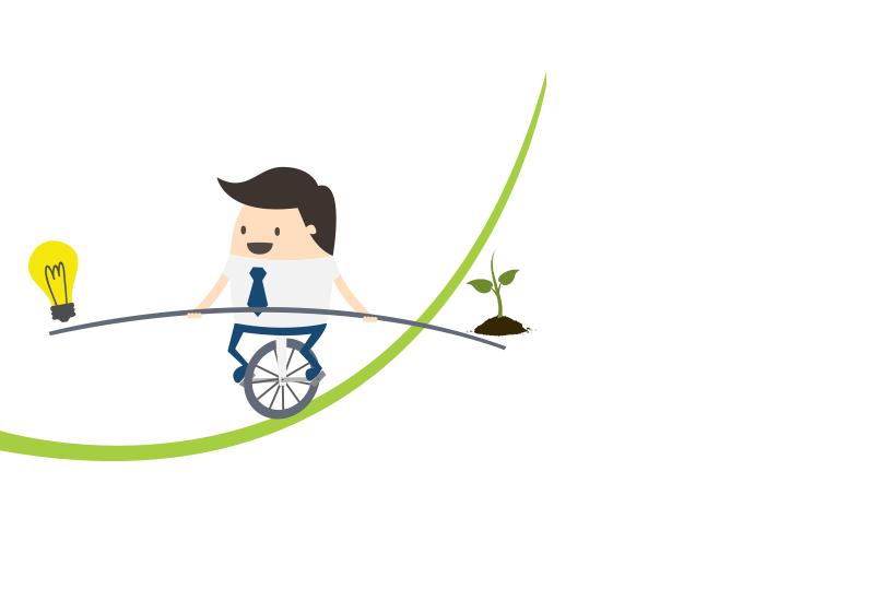 Het vinden van de juiste balans tussen organisatie en medewerkers