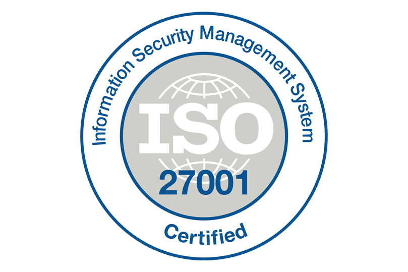 Matchare is ISO 27001 gecertificeerd