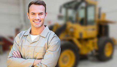 Blije man na het vinden van een nieuwe baan via Outplacement van Matchcare