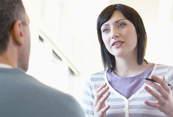 Training Van vragen stellen naar dialoog