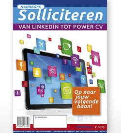 Handboek solliciteren van LinkedIn tot Power cv