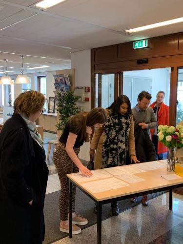 Netwerkbijeenkomst Mobilitieit Utrecht maart 2019 - 2