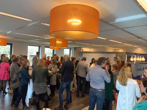 Netwerkbijeenkomst Mobilitieit Utrecht maart 2019 - 18