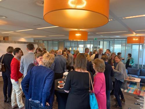 Netwerkbijeenkomst Mobilitieit Utrecht maart 2019 - 14
