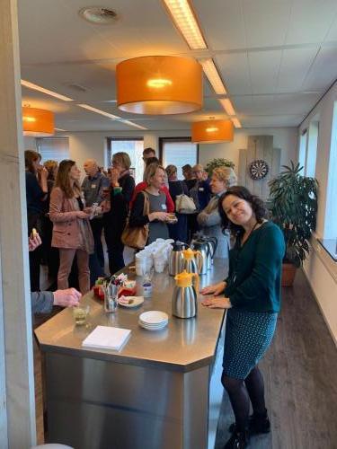 Netwerkbijeenkomst Mobilitieit Utrecht maart 2019 - 11