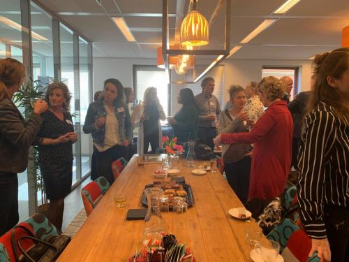 Netwerkbijeenkomst Mobilitieit Utrecht maart 2019 - 6