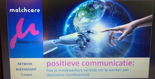 Netwerkbijeenkomst Mobilitieit Utrecht maart 2019 - 1