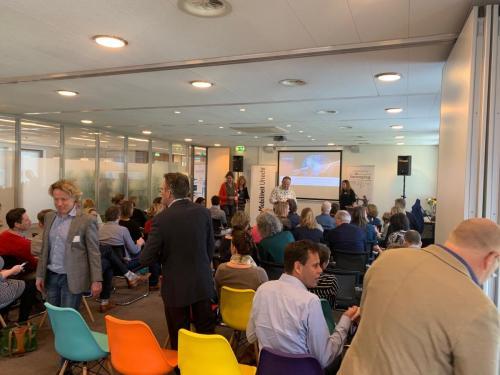 Netwerkbijeenkomst Mobilitieit Utrecht maart 2019 - 17
