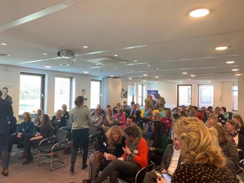 Netwerkbijeenkomst Mobilitieit Utrecht maart 2019 - 15