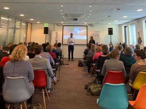 Netwerkbijeenkomst Mobilitieit Utrecht maart 2019 - 3
