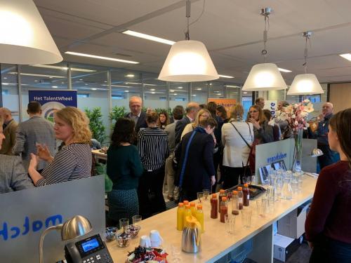 Netwerkbijeenkomst Mobilitieit Utrecht maart 2019 - 13