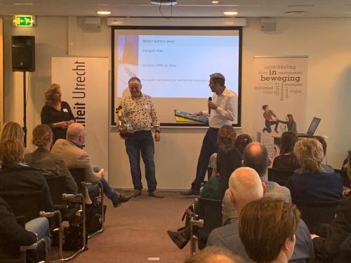 Netwerkbijeenkomst Mobilitieit Utrecht maart 2019 - 19