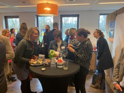 Netwerkbijeenkomst Mobilitieit Utrecht maart 2019 - 21